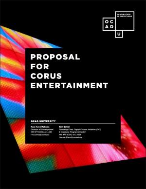 OCADU Proposal May 2012
