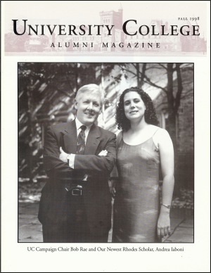 UC mag cover