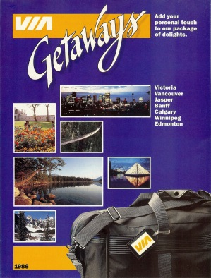 VIA Rail Getaways