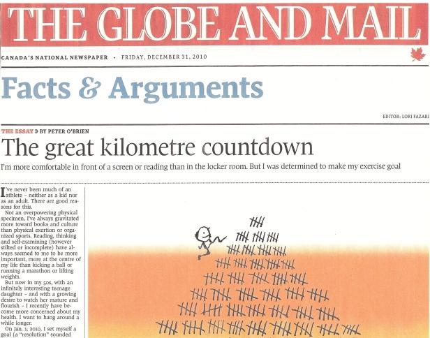 Globe km 1